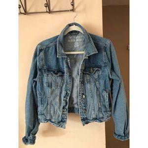 Cotton On Cropped Denim Jacket